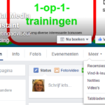 Bloggen op Facebook