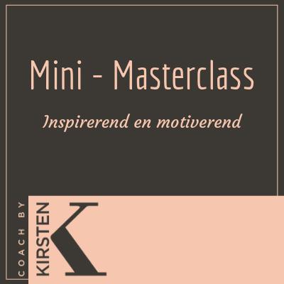 Mini - Masterclass